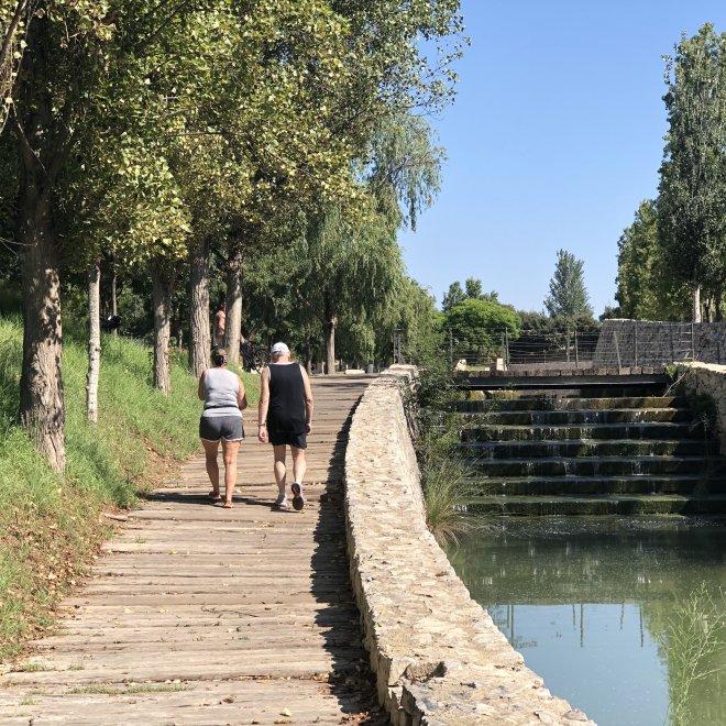 walking-tour-park